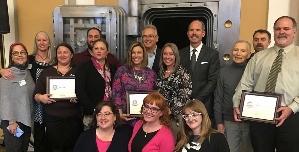 Winners of the Mayor's Prize for Entrepreneurship